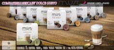 Must Espresso Italiano  Dolce Gusto Compatibili Made in Fano  Viale Veneto 87 Tel 0721-823785
