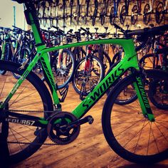 Specialized S-works Venge with Custom paint