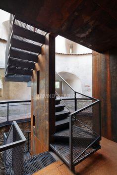 POSTAVARILOR BASTION BY POINT4 ARCHITECTS . BRASOV . 2011