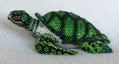 Beaded Sea Turtle