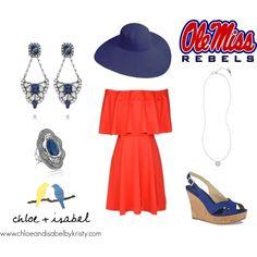 Ole Miss wwww.chloeandisabelbykristy.com