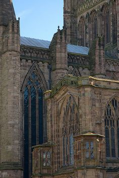 Hereford Cathedral | Flickr - Photo Sharing! Gothic Architecture, Ancient Architecture, Beautiful Architecture, Hereford Cathedral, Great Britain United Kingdom, Castles In England, Herefordshire, Cathedral Church, Westminster Abbey