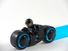 Community Post: LEGO Tron Cycles
