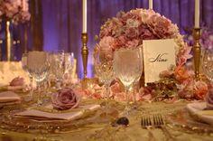 Elegant Disney Princess Wedding. <3 David Tutera for Disney