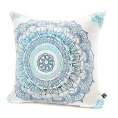 Rosebudstudio Mandala Throw Pillow - DENY Designs®