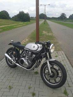 Yamaha XS850 Cafe Racer #motorcycles #motos | caferacerpasion.com