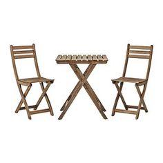 Venkovní jídelní nábytek - Jídelní sestavy & Jídelní stoly - IKEA