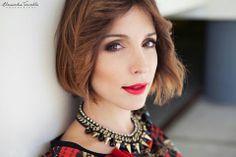 Photo: Alessandra Tononello; model: Gaia Padovan; makeup/hair: Danijela Brozovic