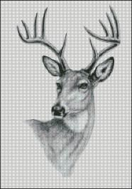 Shinysun's Cross Stitching - Deer and Elk Cross Stitch patterns