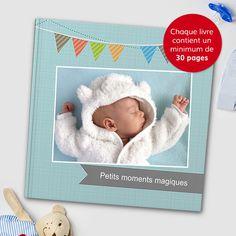Livre photo premium 12'' x 12'' - Échantillon de photo 1 de 4