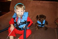 Bennett Brinson Gamel: Fighting Cystic Fibrosis: Bear with a Vest