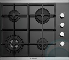 Gas on Glass Electrolux Gas Cooktop EHGC64AS