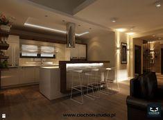 Kuchnia styl Nowoczesny - zdjęcie od Ciochoń - Studio - Kuchnia - Styl…