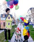 Up! DIY Family Costume - 2013 Halloween Costume Contest