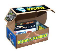 biznis v krabici