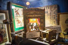 Visiter #Londres avec le #LondonPass : la spécialité du #Pollock's #Toy Museum ? Les théâtres de papier.