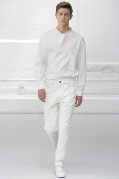 Christophe Lemaire Spring/Summer 2015 Menswear