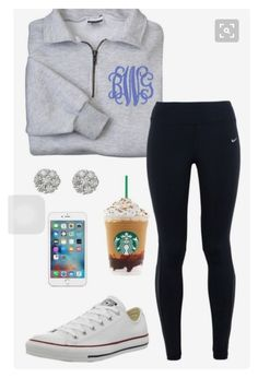 Cozy By Lindseyd On Polyvore College Outfits Lazy Outfits Cute Outfits For