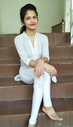 Churidar, Salwar Kameez, Cute Girl Face, Girls In Leggings, Beautiful Actresses, Cute Girls, Desi, Fashion Dresses, Indian