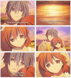 Clannad after story.