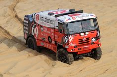 Instaforex Loprais Team - rebranding of the complete fleet, design and wrapping, design for racing car Tatra for Rally Dakar 2013 including wrap. Rally Dakar, Rally Raid, Car Tuning, Cool Bikes, Concept Cars, Cars And Motorcycles, Race Cars, Racing, Trucks