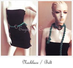 Eugémary Creations ®: Necklace or Belt
