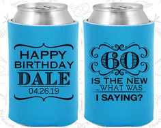 60th Birthday, 60th Birthday Favors, Party Favors, Happy Birthday Favors, 60 is the new, Birthday Party Favors (20070)