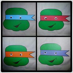 Ninja Turtle invites