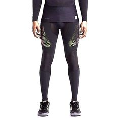 Nike Pro Combat Hypercool Vapor Power 3 Compression Tights 585144 Was $90 Small