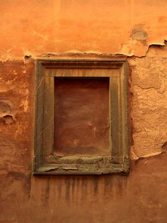 orange window...