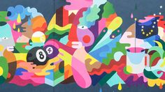 Google Is Enlisting Artists To Paint Its Massive Data Centers | Co.Design | business + design