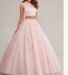 Vestido De Debutante Longo - R$ 1.200,00 em Mercado Livre