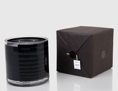 Lapsang Noir Candle
