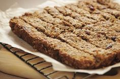 Healthy Eating: How to make your own protein nutrition bars: Protein Bars