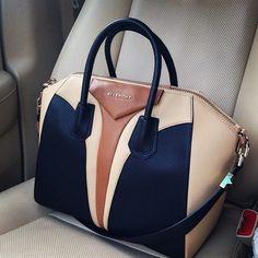 Antigona Triangle Panel Bag by Givenchy