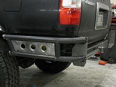 Tube Rear Bumper 4Runner (1996-2002)