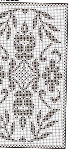 l ufer eckig h keln crochet crochet diverses pinterest. Black Bedroom Furniture Sets. Home Design Ideas