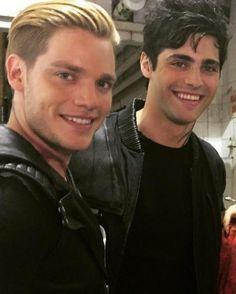 Parabatai : Dom & Matt - Jace & Alec