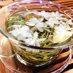 Jasmine Green Tea, Chengdu, China