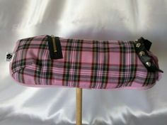 Pink Tartan Punk Coat