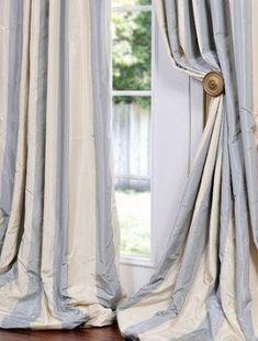 Image result for taffeta curtains