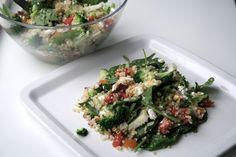 Quiñoa salad