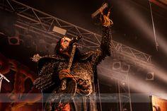 Lordi, Palace, Sin Heresey - Bremen, Aladin (01.03.15) - Twilight Magazin