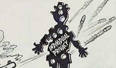 Privacy/Security - Enduring Outrage: Editorial Cartoons by HERBLOCK   Exhibitions - Library of Congress