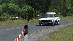 rallyFactor | RSB2014 | Parasznya | Stage II | Safety Car / Zero Car | Balazs Toldi OnBoard