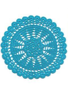 Crochet Doily Cotton Doilies Home & Wedding Decor Modern Interior Decoration  £3.00