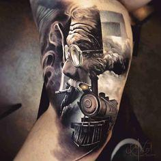 Top Amazing Tattoo Designs That Will Leave You Speechless - Tattoos - Tatoo Ideen Amazing 3d Tattoos, Best 3d Tattoos, Popular Tattoos, Body Art Tattoos, Tattoos For Guys, Cool Tattoos, Tatoos, Daddy Tattoos, Classy Tattoos