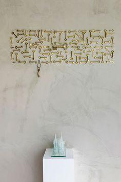 Decoração moderna, decoração ousada na medida certa, detalhes de decoração, detalhes, chaves, chaves na decoração.