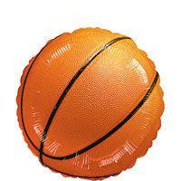 Foil basketball balloon | Party City