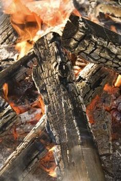 How to Cook Brisket Over Open Fire Pit Smoke